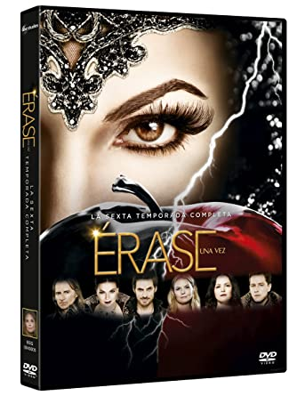 ABC: Érase Una Vez - Temporada 6 [DVD]: Amazon.es: Jennifer ...