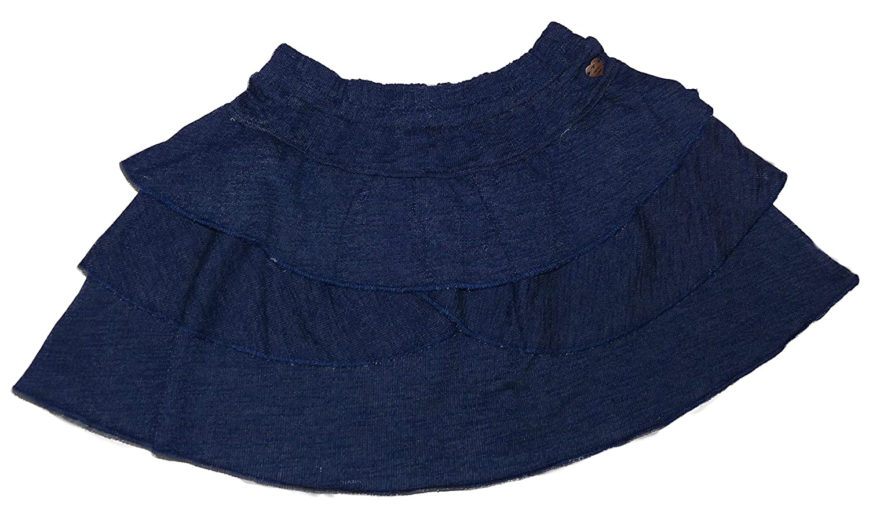 Tom Tailor niña Falda con volantes Rock Mini Falda Falda Azul ...
