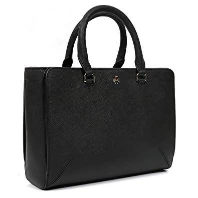 4d6abec71f9 Image Unavailable. Image not available for. Color  Tory Burch Small Emerson  Zip Tote Leather