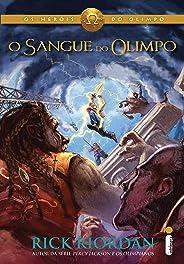 O Sangue do Olimpo - Volume 5. Série Os Heróis do Olimpo
