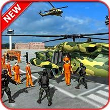 Exército criminosos Transporte - Polícia Plane Simulator