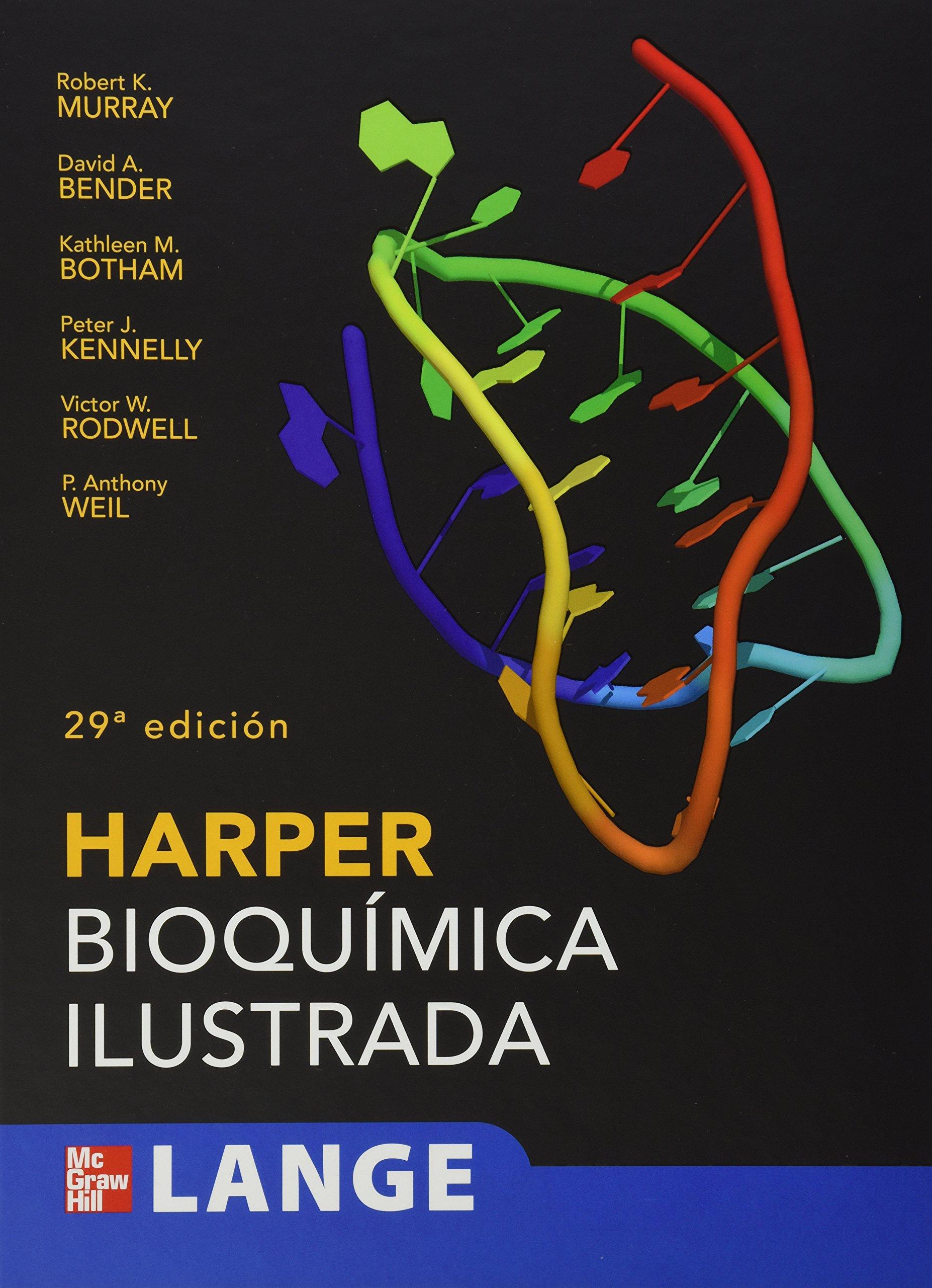 HARPER BIOQUIMICA ILUSTRADA: Amazon.es: Murray, Robert ...