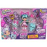 Shopkins Shoppies Wild Style Doll - Bella Bow Playset