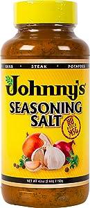 Johnny's Seasoning Salt, No Msg, 42 Ounce