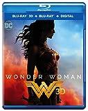 Wonder Woman (2017) (3D Blu-ray + Blu-ray + Digital Combo Pack)