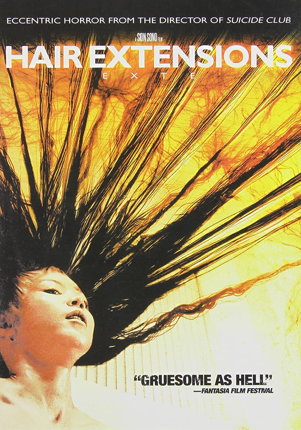 Film - Hair Extensions Mediablasters Tokyo Shock Horror / Sci-Fi / Fantasy Movie
