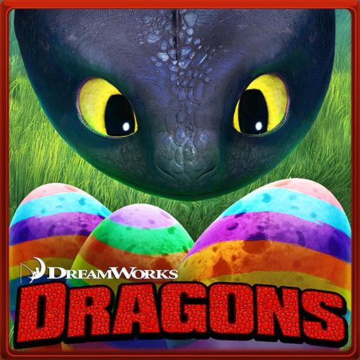 Dragons: Rise of - Train Dragon