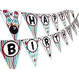Bowling Happy Birthday Banner Pennant