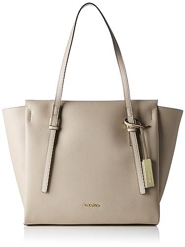 31dea72e78e9 Calvin Klein Women s M4RISSA Large Tote Bag