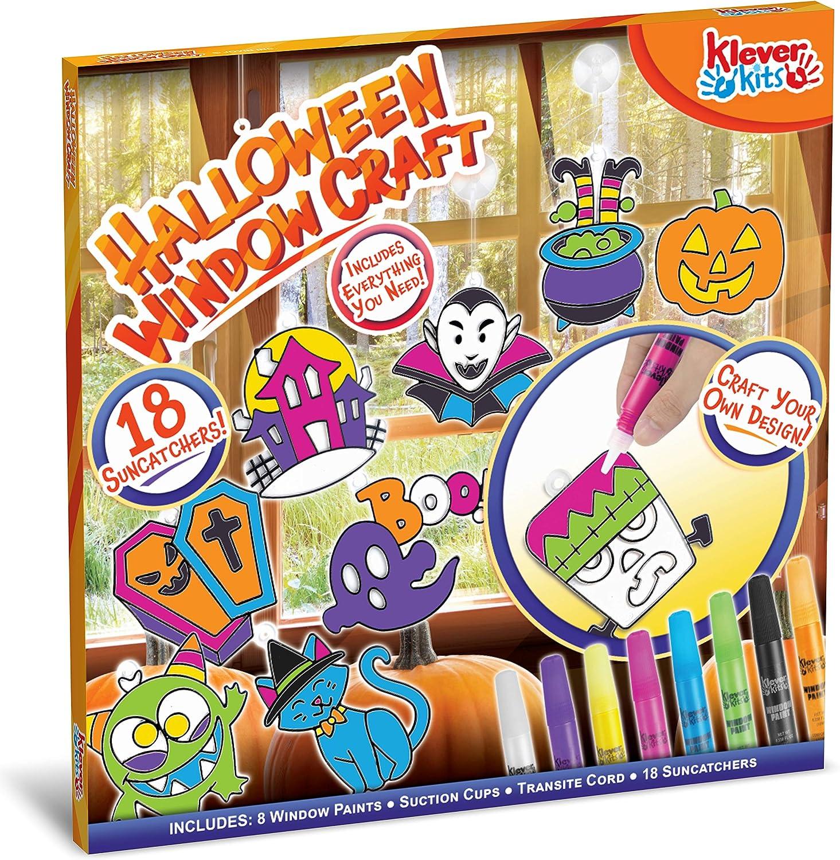 Halloween Suncatcher Craft Kits