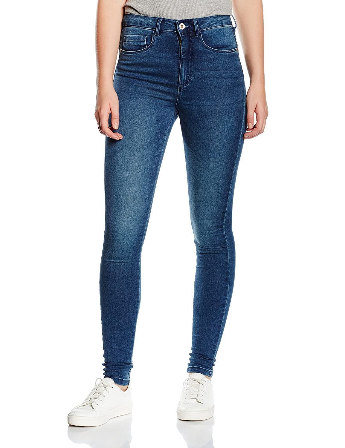 Only - Onlroyal High W.skinny Jeans Pim504 Noos, Jeans Donna 15097919