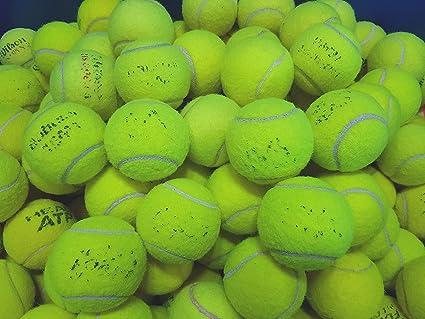 Ace Tennis Balls 30 Pelotas de Tenis usadas para Perros ...