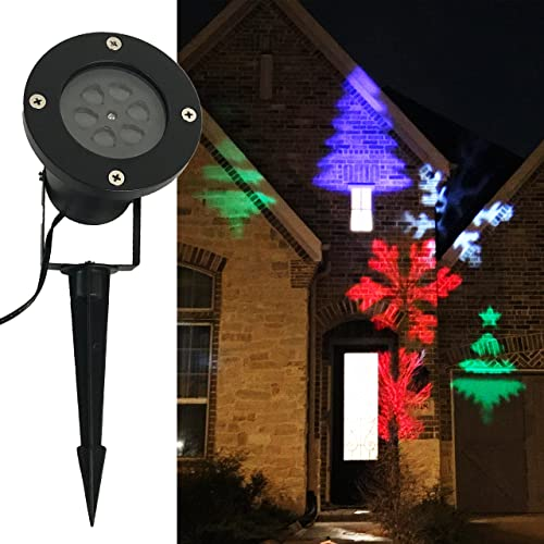 Allgala Christmas Garden LED Light Project for Indoor and Outdoor