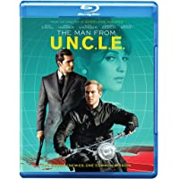 Deals on The Man From UNCLE Blu-ray