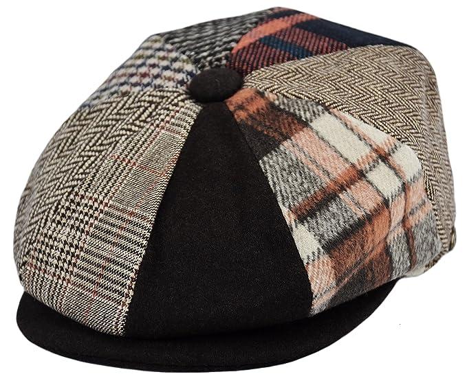 Men s Wool Newsboy Cap eecb6004e2f3