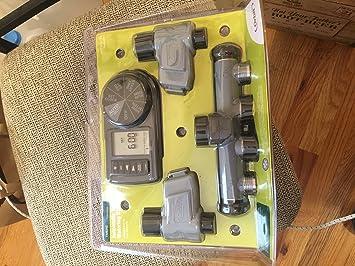 Orbit Automatic Yard Watering Kit 56905