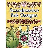 Scandinavian Folk Designs (Dover Pictorial Archive)