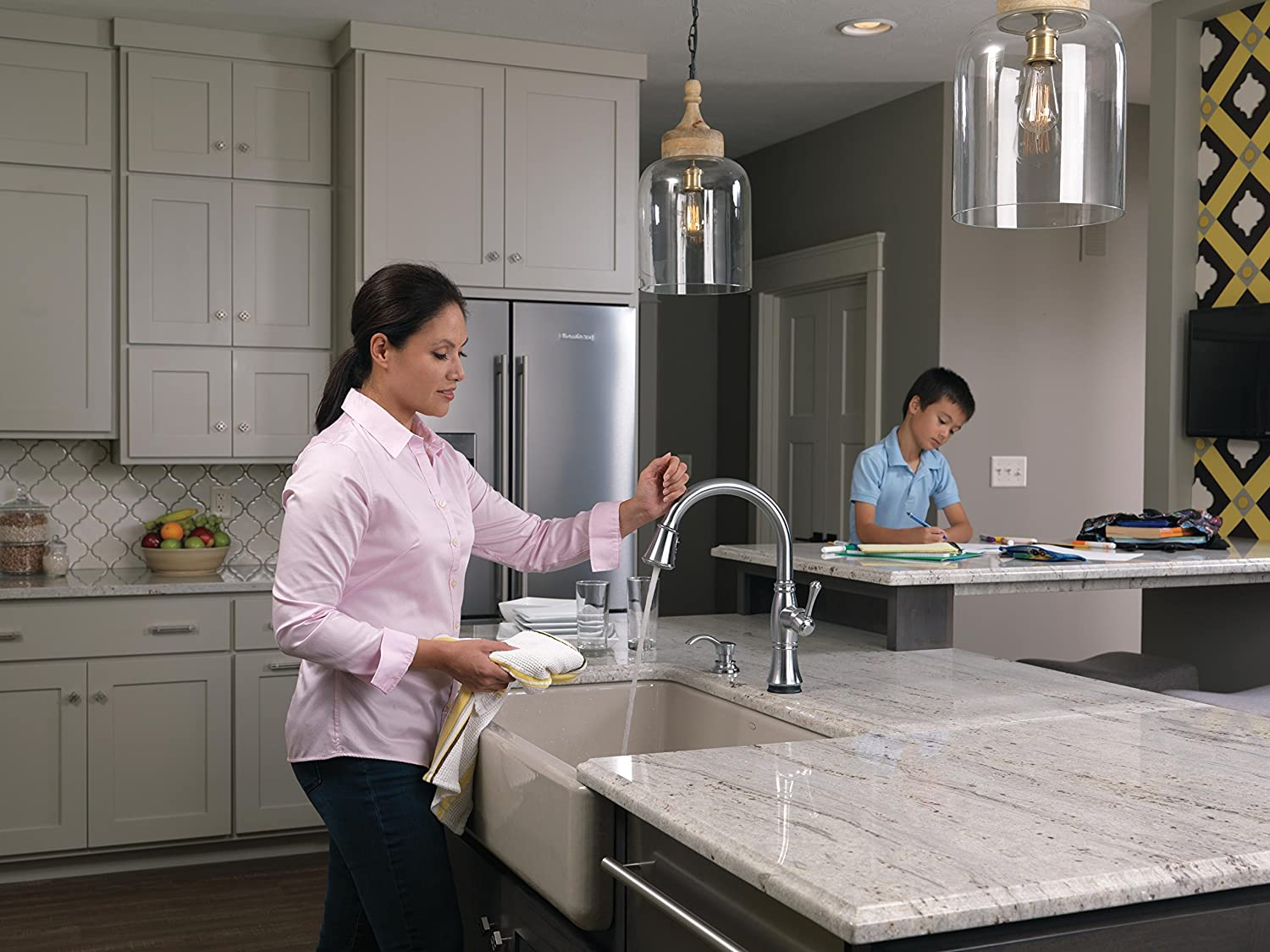 Kitchen color: how to choose the perfect gamut by type of temperament