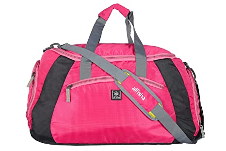 Image Unavailable. Image not available for. Colour  alfisha (Expandable) Lightweight  Waterproof Luggage Travel Duffel Bag ... 1cc6f44796