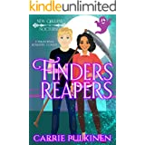 Finders Reapers: A Frightfully Fun Paranormal Romantic Comedy (New Orleans Nocturnes Book 5)