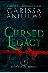Cursed Legacy: A Supernatural Ghost Series (The Windhaven Witches Book 4) Kindle Edition
