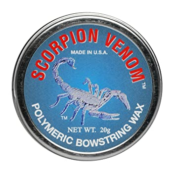 Scorpion Venom Polymeric Bowstring Wax review