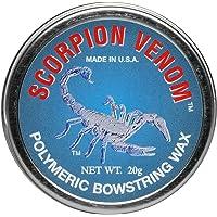 Scorpion Venom Cera polimérica para Cuerda de Arco