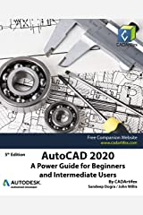 AutoCAD 2020: A Power Guide for Beginners and Intermediate Users Kindle Edition