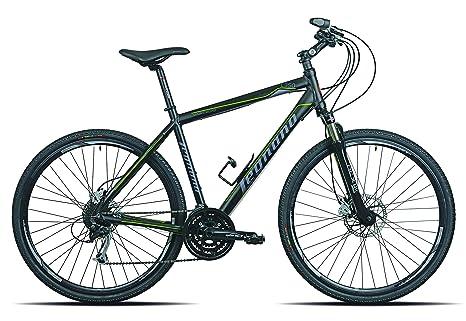 Legnano Ciclo 350 Sport Road Bici Da Trekking Uomo Amazonit