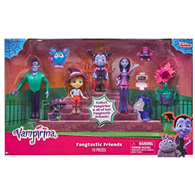 Vampirina Fangtastic Friends Set: Toys & Games
