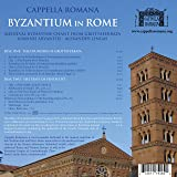 Byzantium in Rome - Medieval Byzantine Chant from