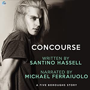 Concourse: A Five Boroughs Story, Book 5