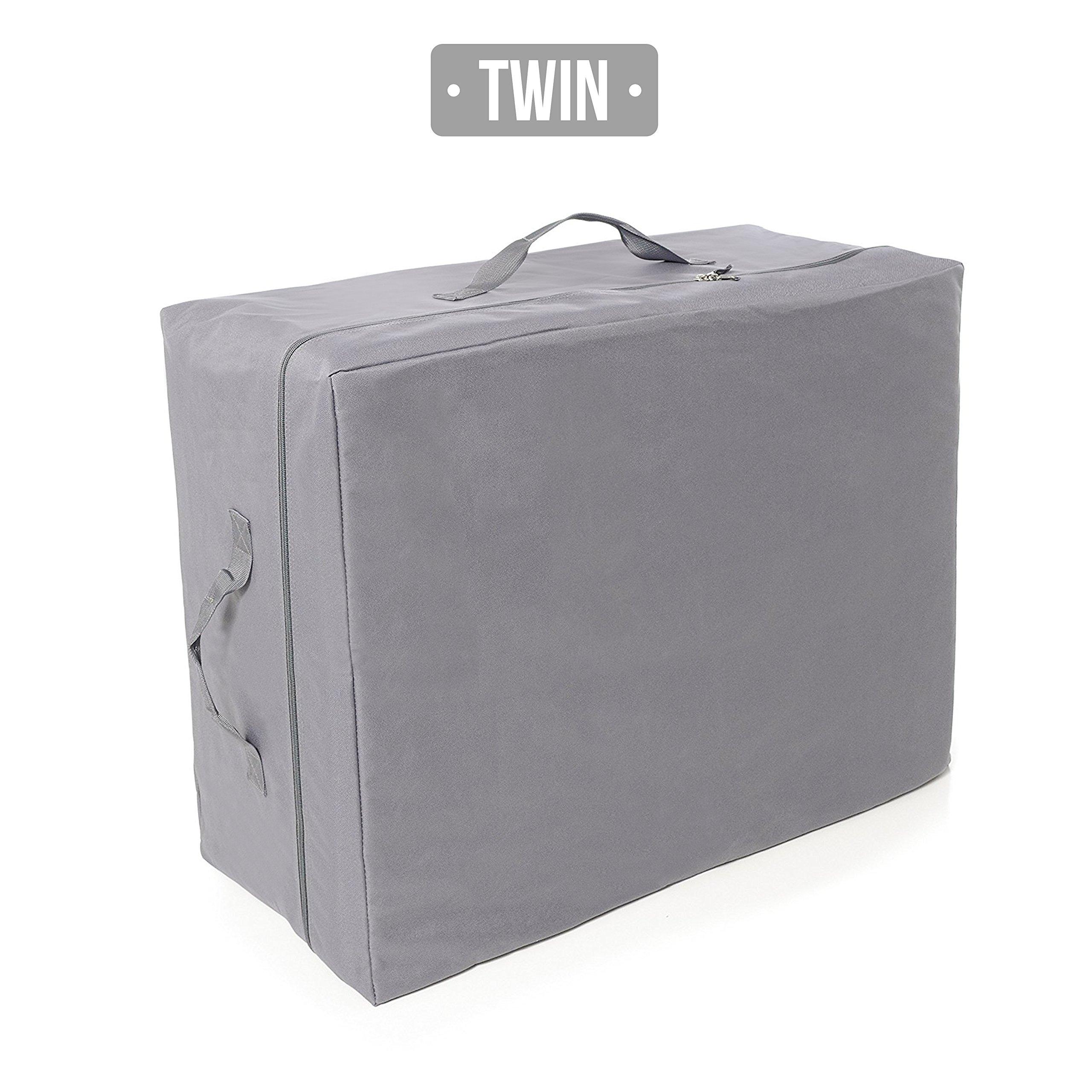 Carry Case For Milliard Tri-Fold Mattress (6'' Twin)