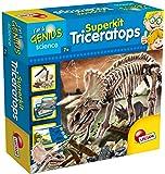 Lisciani Giochi 56439 - Gioco I'm a Genius Super Kit Triceratops