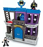 Imaginext - Playset de acción Batman (Mattel W9642)