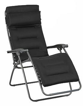 lafuma fauteuil relax pliable et rglable rsx clip air comfort couleur - Fauteuil Relax Jardin Pliable