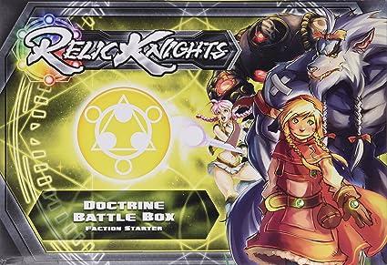 Ninja Division Doctrine Battle Box Game