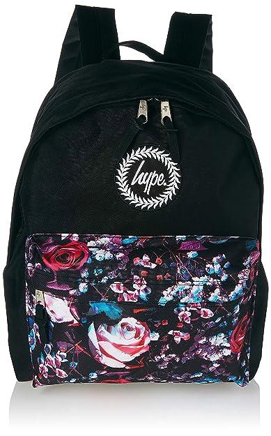 900bc745d2abb Hype Unisex-Erwachsene Docker Rose Pocket Rucksack