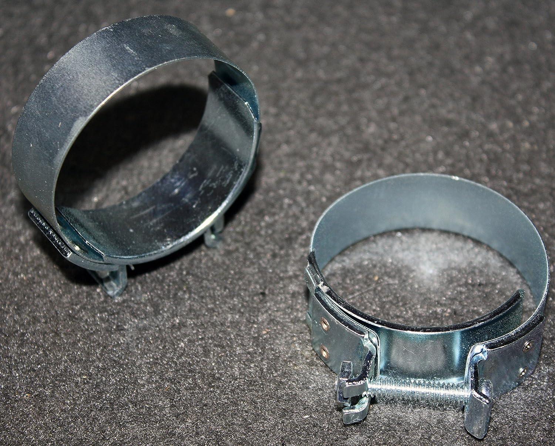 Superior Dixie Distributing 27063-57 Intake Manifold Clamp /& O Ring Set Harley Davidson 27063-57