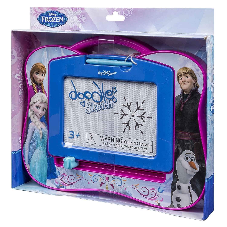 Travel Doodle Sketch Etch A Sketch Disney Frozen