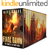 Final Dawn: The Complete 16-Book Saga: (Final Dawn Episodes 1-12, The Brazilian Queen and the Arkhangelsk Trilogy)
