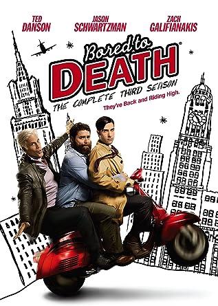 Bored to Death Temporada 3 HD 720p Español Latino