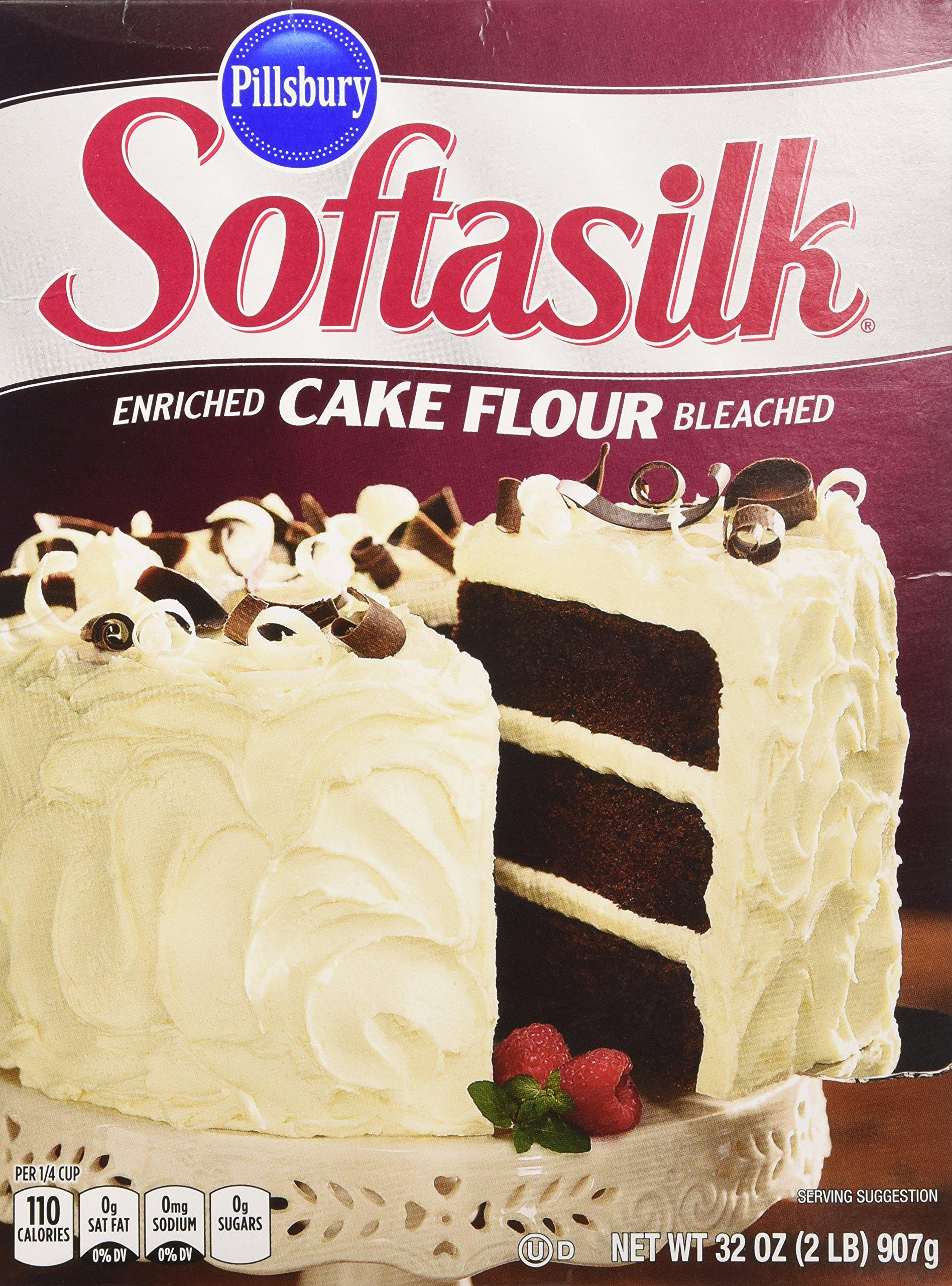 Pillsbury Softasilk Cake Flour - 32 oz - 2 Pack