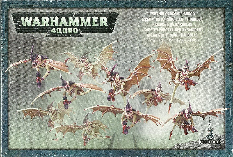 Essaim de Gargouilles Tyranides Warhammer 40000