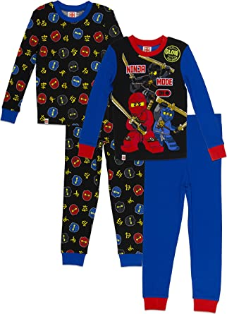 LEGO Pijama Entera para ni/ños Ninjago