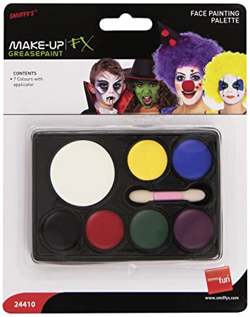 Smiffys Makeup Schminke Halloween Fasching Karneval Amazon De