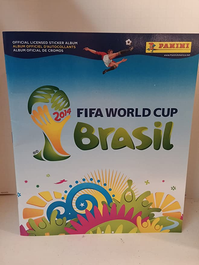 WORLD CUP BRASIL 2014 PANINI Extra Special-Sticker W1 WISE UP EXTREMILY RARE
