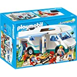 Playmobil - 6671 - Famille avec camping-car