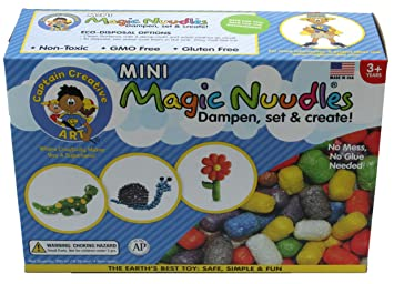Magic Nuudles Mini Bold Building Blocks Children's Arts and
