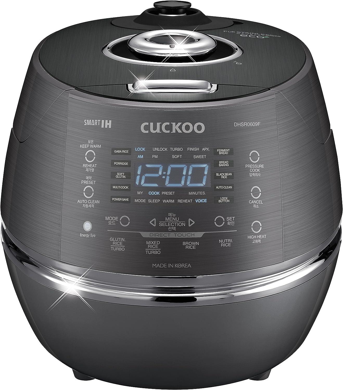 Cuckoo Heating Pressure